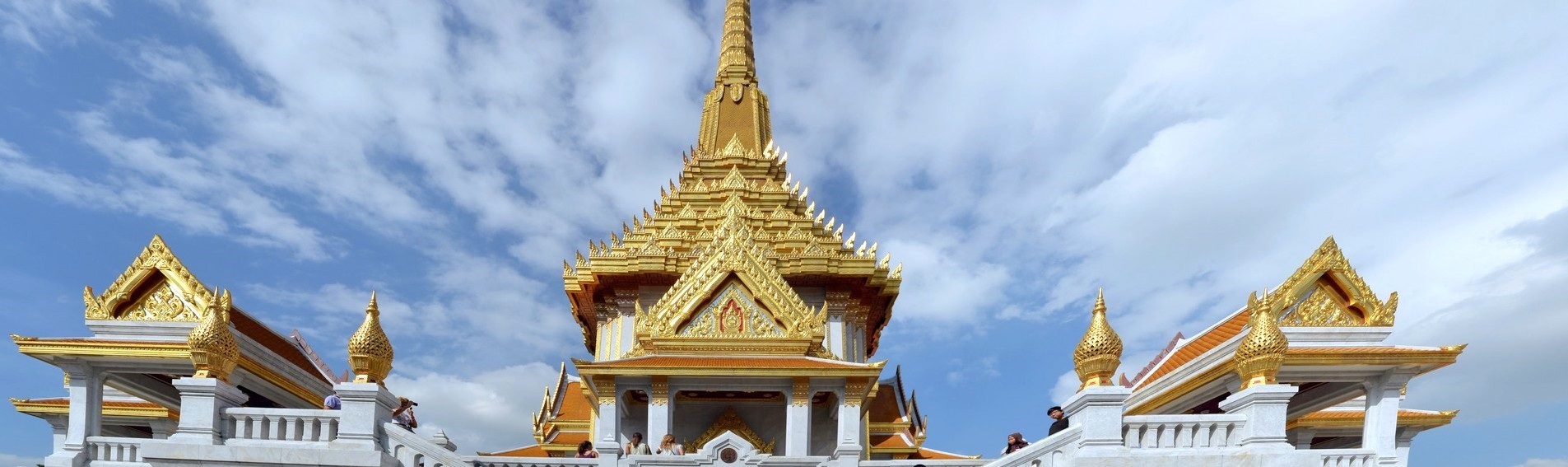 Golden Buddha-Wat traimit Withayaram