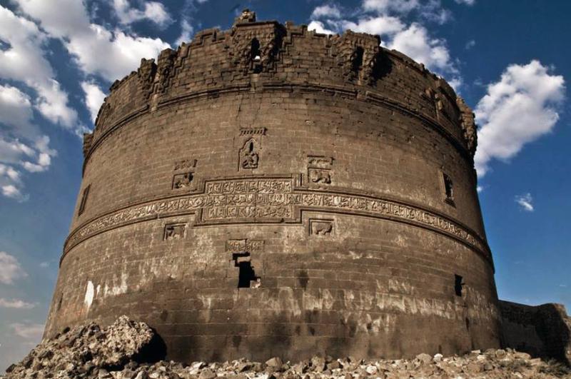 Diyarbakır Kalesi ve Hevsel Bahçeleri Kültürel Peyzaj Alanları