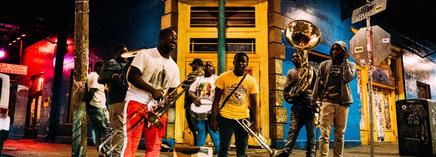 Online - New Orleans: Jazz ve Blues - Küba Turları, Hindistan Turları,  Yurtdışı Gezileri, Yurtiçi Gezileri